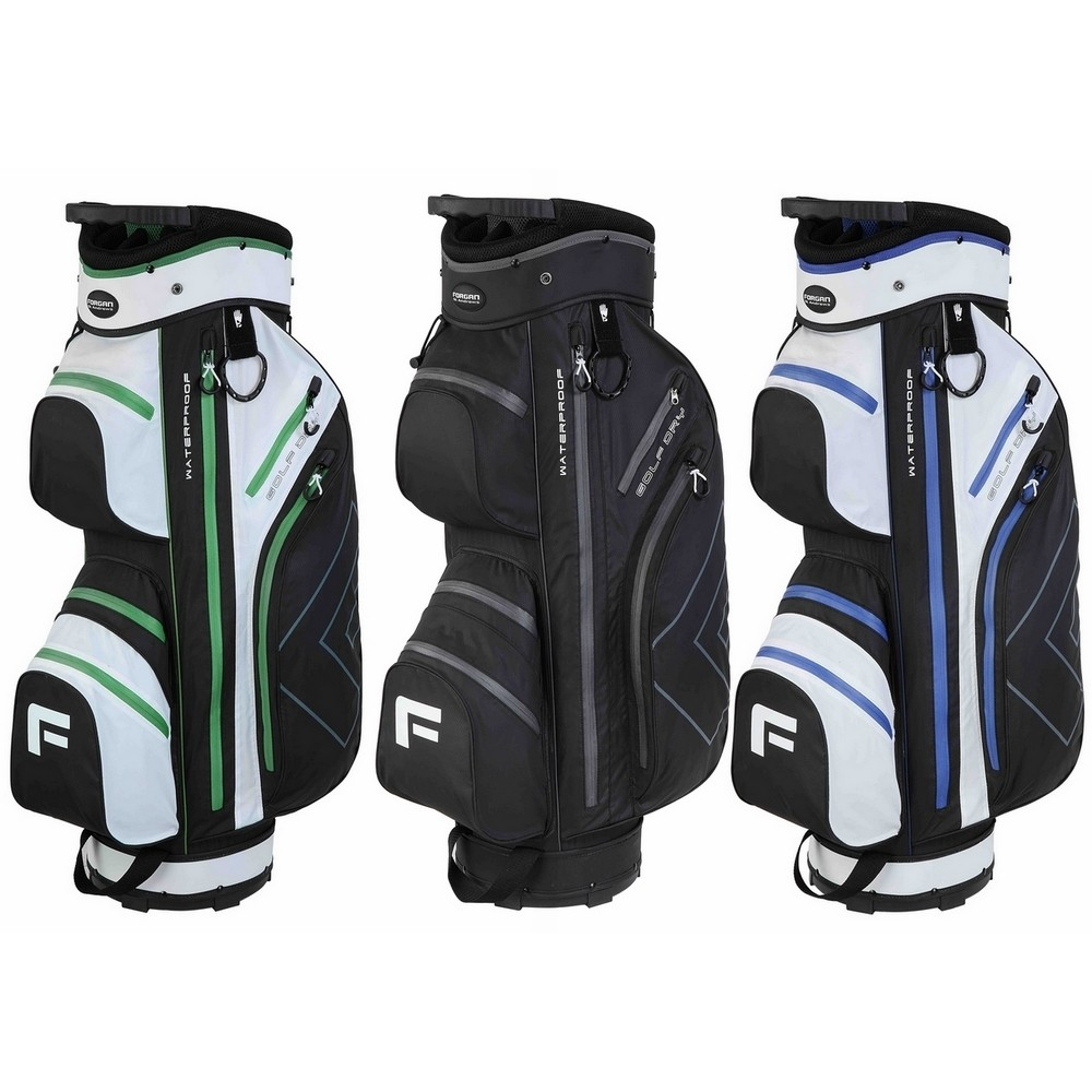 "Forgan GolfDry 9.5"" Waterproof Golf Trolley Bag"